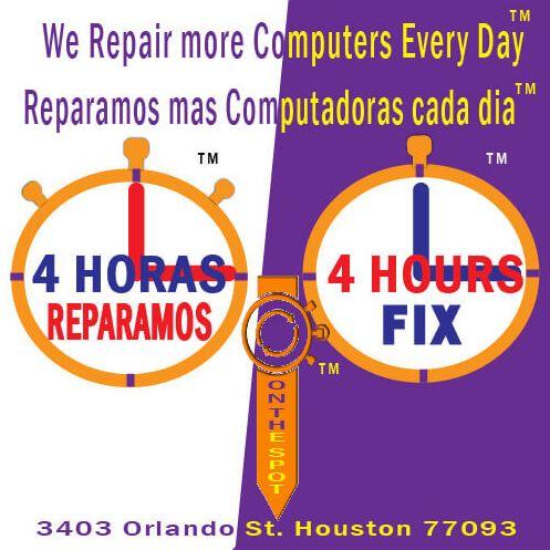 Computer Repair 77093